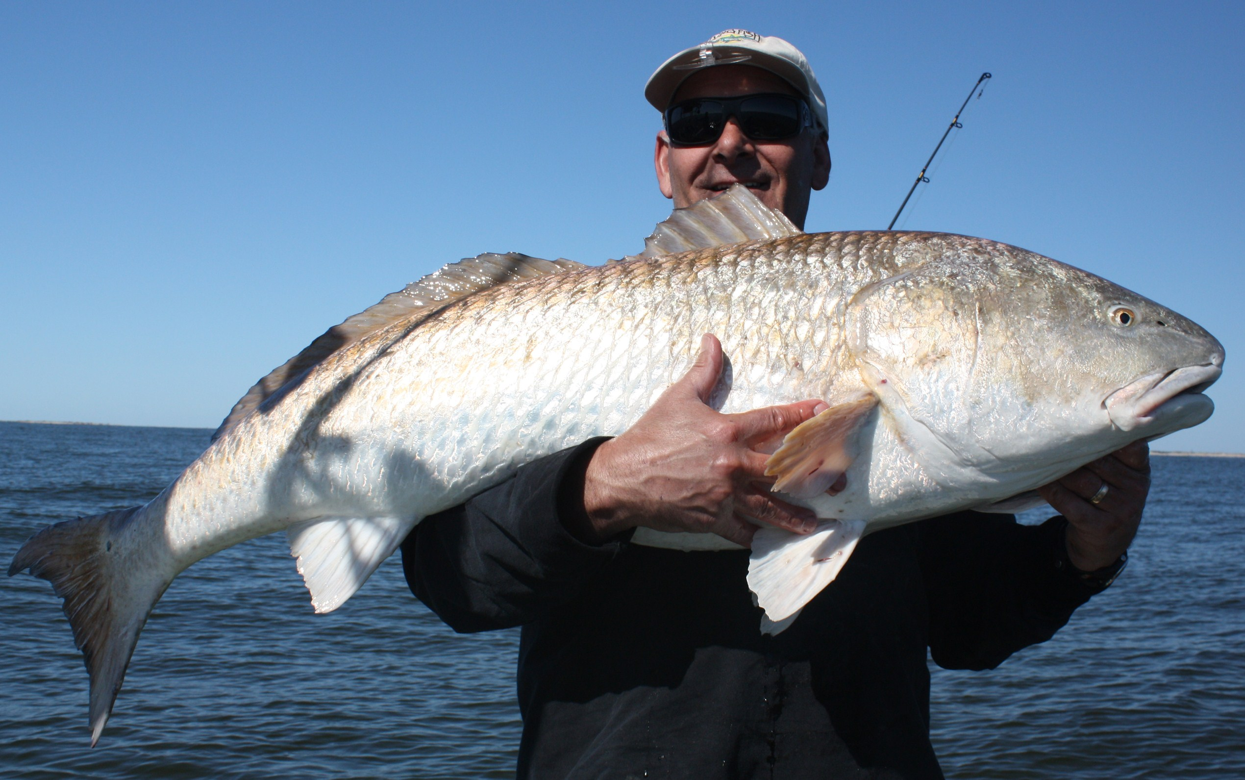 Nags head surf fishing report for Nc surf fishing report
